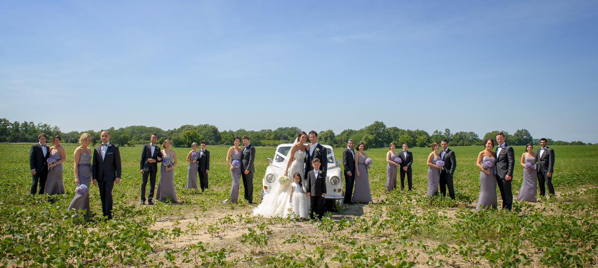 Wedding Photography Package Sample 1